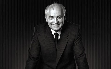 Mikhail Gorbachev Cold war Russian Leader_2