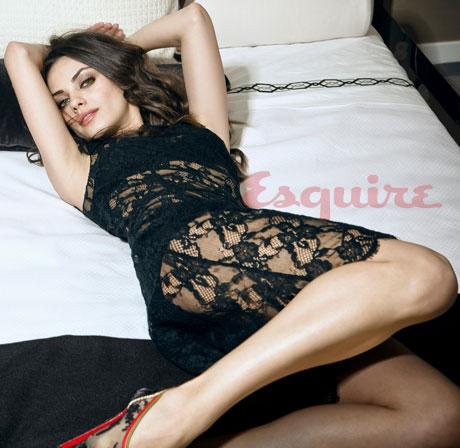 Mila Kunis actress