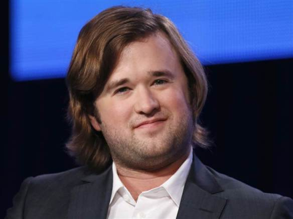 Haley Joel Osment as a grown-up