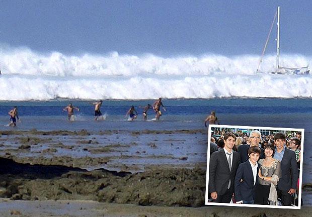 2004 Thailand tsunami