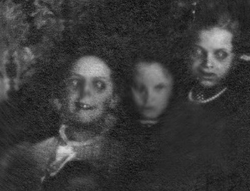 Scary real ghost picture