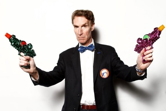 Bill Nye the Science Guy nerd