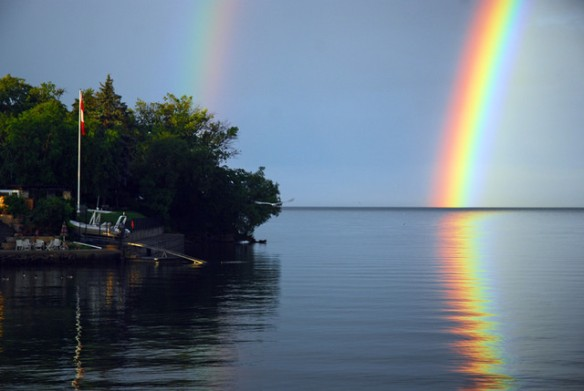 Beautiful rainbow pictures
