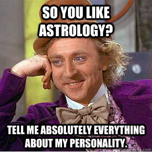 funny astrology