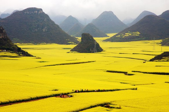 Unbelievable places China