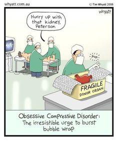 Emergency Room For Pre Op Pain
